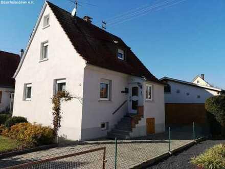 Saniertes Einfamilienhaus in Bad Schussenried in ruhiger Wohngegend