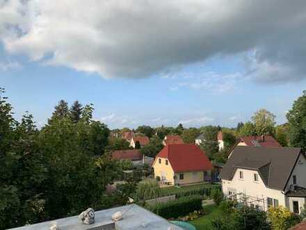 IMMOBERLIN: Vermietete Wohnung mit Sonnenterrasse