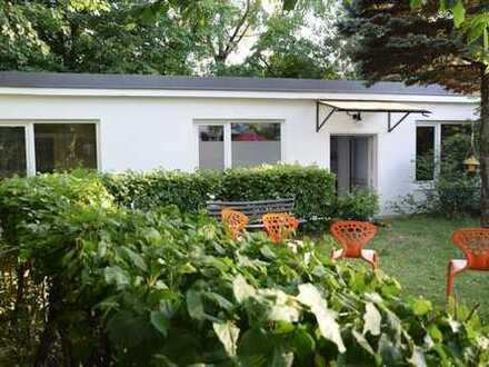 Gewerbliche Räume für Büro oder Praxis in GERN mit Garten von Privat