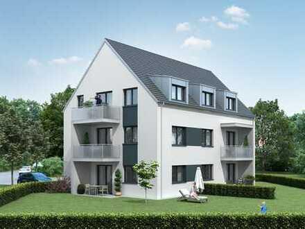 Neubau in Nittenau - 2-Zimmer-Dachgeschoss-Wohnung
