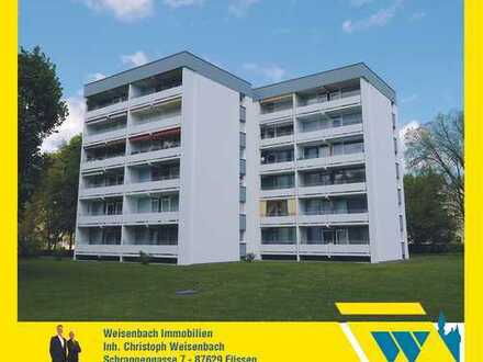 Sonnig gelegene 2-Zimmer-Wohnung mit schönem Bergblick