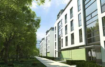 Hochwertige Neubauwohnung mit Luxus Einbauküche direkt am Park!