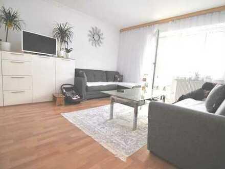 4 Zimmer-Wohnung in ruhiger zentraler Lage und energetisch saniertem Haus