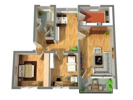 Wohnung in bevorzugter Lage