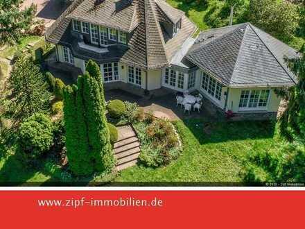 **Großzügiges Anwesen im Villenstil auf parkähnlichem Grundstück**(Baureserve)