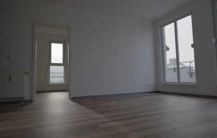 Erstbezug n. Sanierung: Attraktive 2-Zimmer-Whg. mit 2 Terrassen in Eppelheim