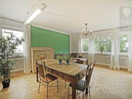 Großzügige 3-Zimmer-Wohnung in Top Lage am Hirschgarten!