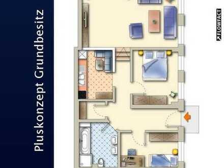 Frisch renovierte 3-Zimmer Wohnung!