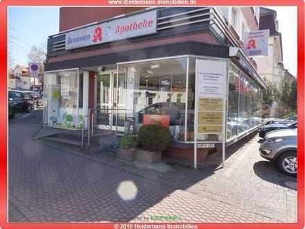 Ladenlokal in der Innenstadt von Bad Salzuflen