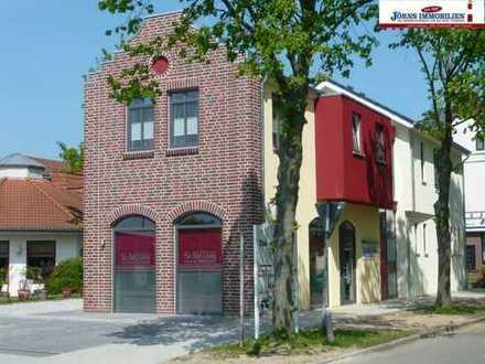BLICKFANG vis-à-vis vom STADTPARK!  Modernes Wohn-/ und Geschäftshaus in Burg.