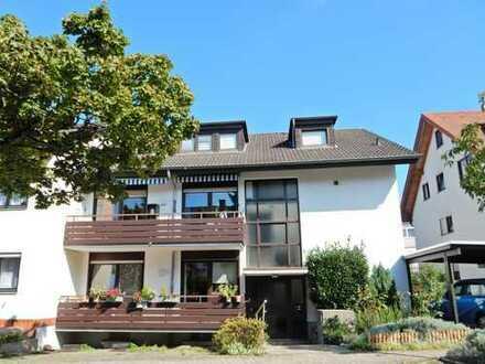 Vermietete großzügige 4 Zimmerwohnung mit Garten in HD Handschuhsheim