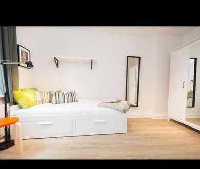 Zimmer in Hambug zur Zwischenmiete in netter 4er WG - Mai & Juni - nur 350€/Monat voll möbliert und