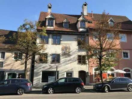 """2 Zi. im """"Drei Schweizer Haus"""""""