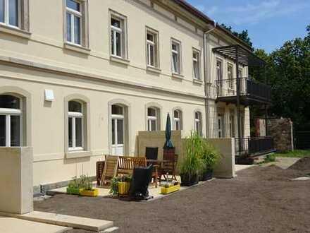 """Reihenendhaus mit Terrasse im Denkmalgeschützten """"Eichenhof"""" zu vermieten!"""