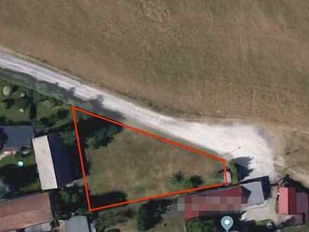 Baugrundstück_ca.650 m²_eingezäunt