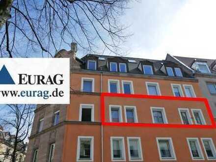 N-Bleiweiß: 3-Zimmer Whg (2.OG o.L.), Balkon