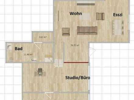 Traumhafte Wohnungen möbliert in Grötzingen Ortsrandlage