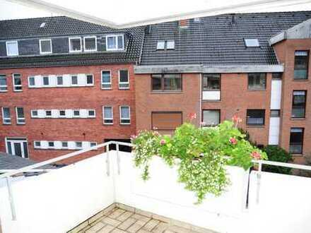 Gepflegte 3,5-Zimmer-Maisonette-Wohnung mit Balkon und EBK in Bremen