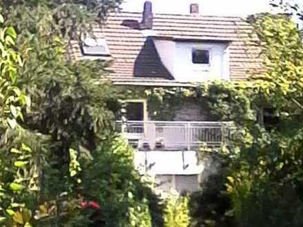 Schönes, altes Haus mit acht Zimmern und großer Sonnenterrasse in Bottrop-Boy