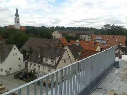 Penthousewohnung in Günzburg Am Stadtturm
