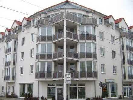 Vermietete 2-Raum-Wohnung im grünen Umfeld des Auwaldes