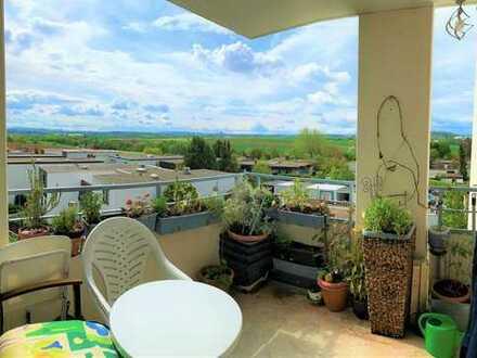 Selbst einziehen oder Kapitalanlage: Tolle 3-Zi.Wohnung in Top gepflegtem Haus