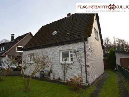 Einfamilienhaus in ruhiger Lage  in Hamburg-Berne zu verkaufen!