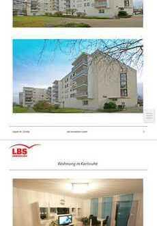 1 - Zimmer Wohnung in Neureut inkl. Tiefgaragenstellplatz