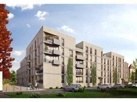 Attraktives 2-Zimmer-Apartment mit Balkon direkt am Wasser in bester Lage Speyers!