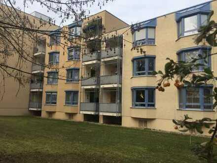 Gut eingeteilte 3 ZKB Wohnung mit großem Balkon in Stadtbergen