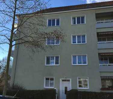 2-Zimmerwohnung mit Balkon und Wohnküche in Striesen