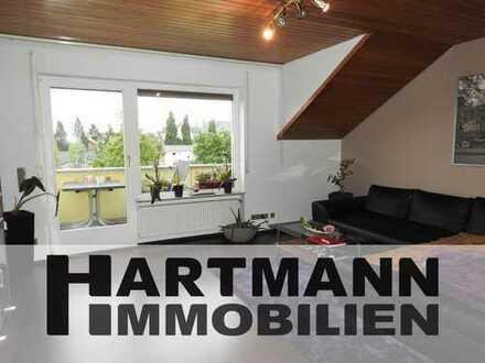 Über den Dächern von Griesheim: 3-Zimmer-Wohnung mit Balkon und Einbauküche!