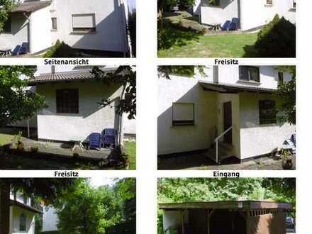 Brasselberg 2,5-Zimmer-Wohnung unmittelbar am Wald