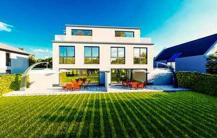 Nachbar gesucht - 2,5 geschossiges Bauhaus DPH mit 160m² + Garage in guter Lage (schlüsselfertig)