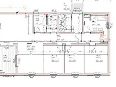Erstbezug: freundliche 4,5-Zimmer-Wohnung mit Einbauküche und Balkon in Ravensburg (Kreis)