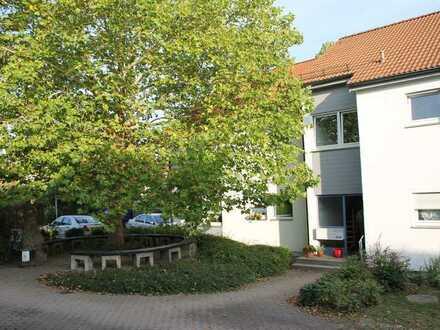 Kleine Wohnung in grüner und ruhiger Lage
