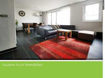 Traumhafte 3 Zimmer-Wohnung mit Terrasse, Garten und optimaler Verkehrsanbindung