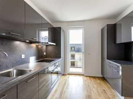 Moderne 4 Zimmer Wohnung mit EBK!