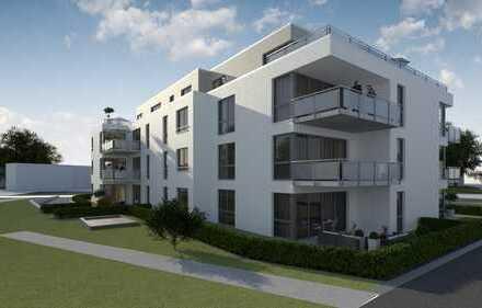 Neubauprojekt Buschstr. 282 - WE 9 Moderne 2 Zimmer Wohnung im 1. Obergeschoss