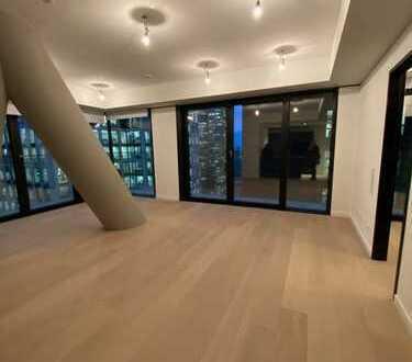 3-Zimmer Omniturm Wohnung mit Balkon und EBK