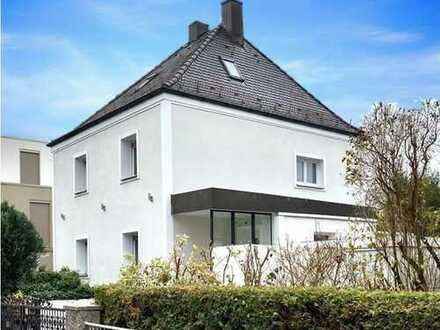 Hadern: Attraktives Einfamilienhaus mit großem Garten nahe dem Westpark