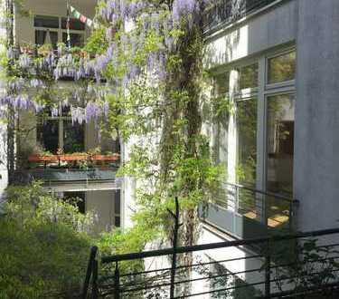 Aussergewöhnlich schöne, geräumige vier Zimmer Wohnung in Köln, Altstadt & Neustadt-Süd