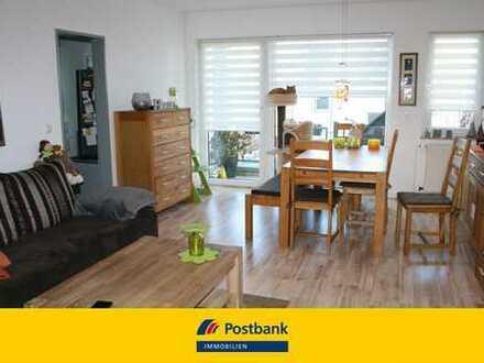 Komfortables Wohnambiente auf 80 m² in gepflegtem 9-Familienhaus mit Aufzug und Tiefgarage