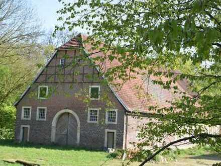 Traditionsreicher Hof, zwischen Münster und dem Ruhrgebiet