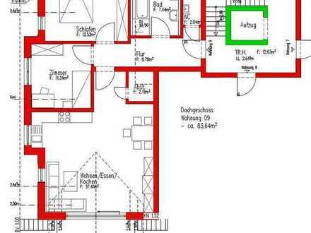 3-Zimmer-Wohnung zum Verkauf *Erstbezug*