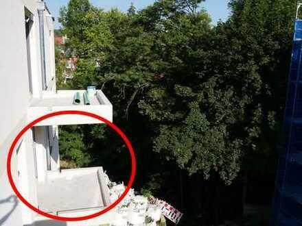 ERSTBEZUG! Helles 1-Zimmer Apartment (inkl. Einbauküche & Balkon) am Sonntagsanger / Itzufer