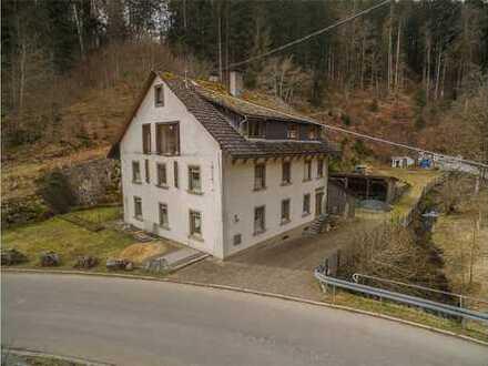 RE/MAX - Ein- bis Zweifamilienhaus bei Berau (Lochmühle)