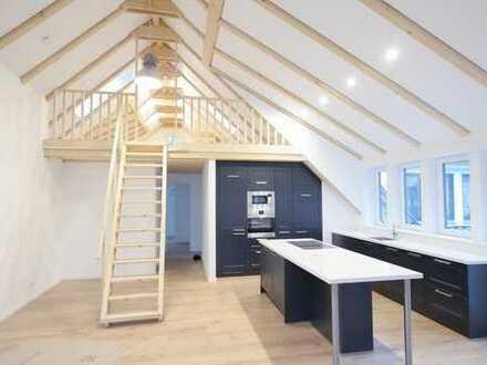 Luxus Dachgeschoss mit 2 Terrassen in Lichterfelde - frei ab sofort