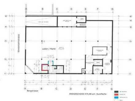 Top zentrale Lage - PLAUEN - Teilbar - Büro - Ladenflächen - Lager - Lift - Tiefgarage