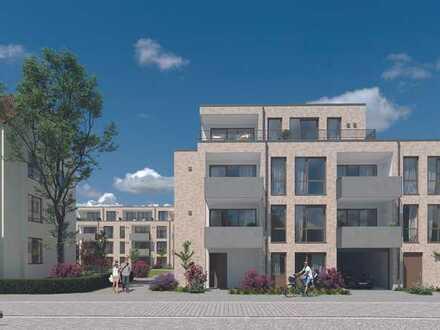 Neubau Walle / 2-Zimmer / Bad mit Fenster / Großer Balkon in Westausrichtung